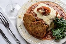 Shrimp and Spinach Lasagna
